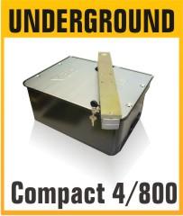 Compact Underground Swing Gate Opener