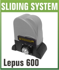 SEA Lepus Sliding Gate System